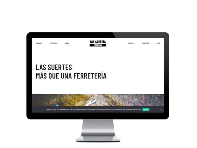 ferreterialassuertes.com