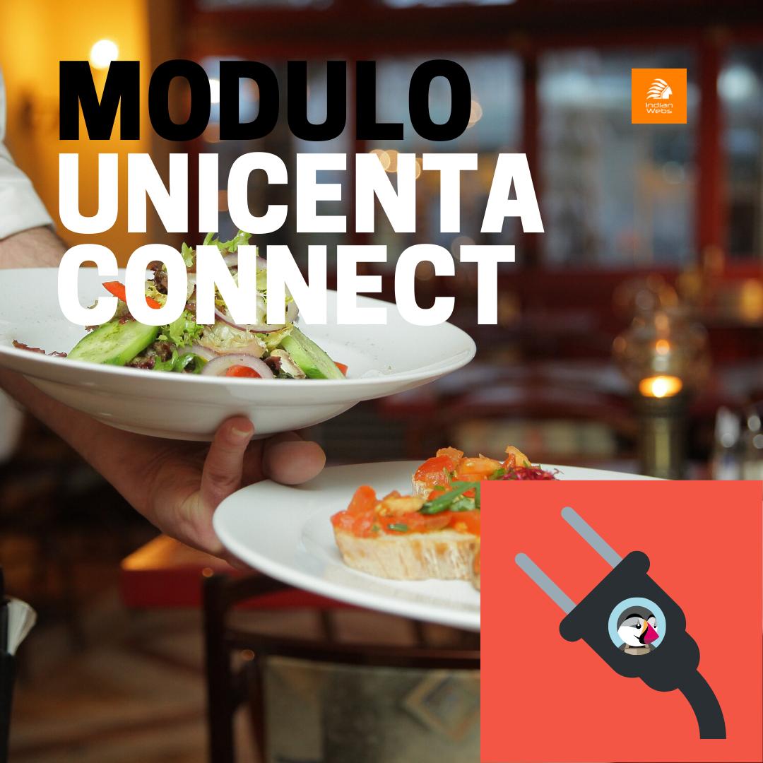 Mòdul uniCenta Connect